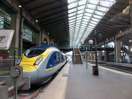 Euro-star Gare du Nord
