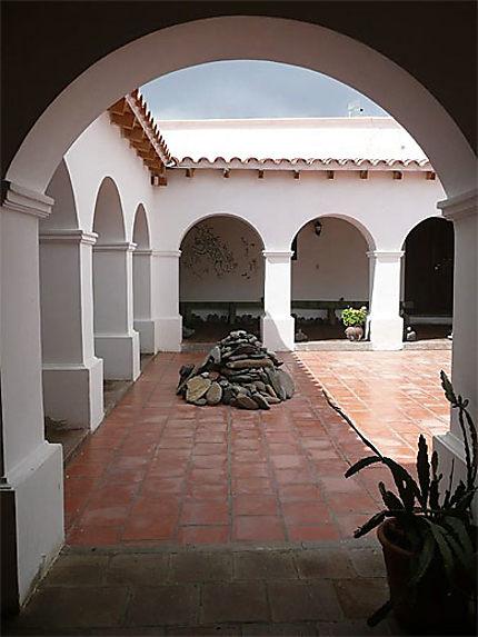 Musée Archéologique ; cour intérieure