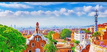 Week-end de rêve à Barcelone jusqu