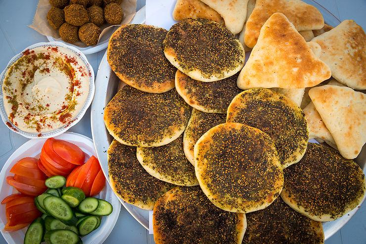 Gastronomie palestinienne