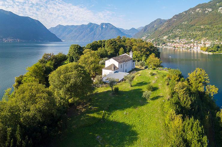 Le tour du lac de Côme (Lombardie)