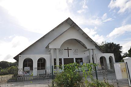 Eglise à Saint-Laurent-du-Maroni