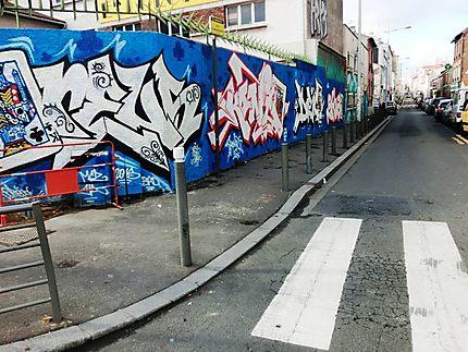 Rue de Bagnolet