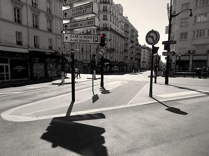 Paris sans voitures