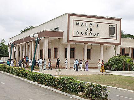 h tel communal de cocody h tel de ville de cocody cocody abidjan et lagune c te d 39 ivoire. Black Bedroom Furniture Sets. Home Design Ideas