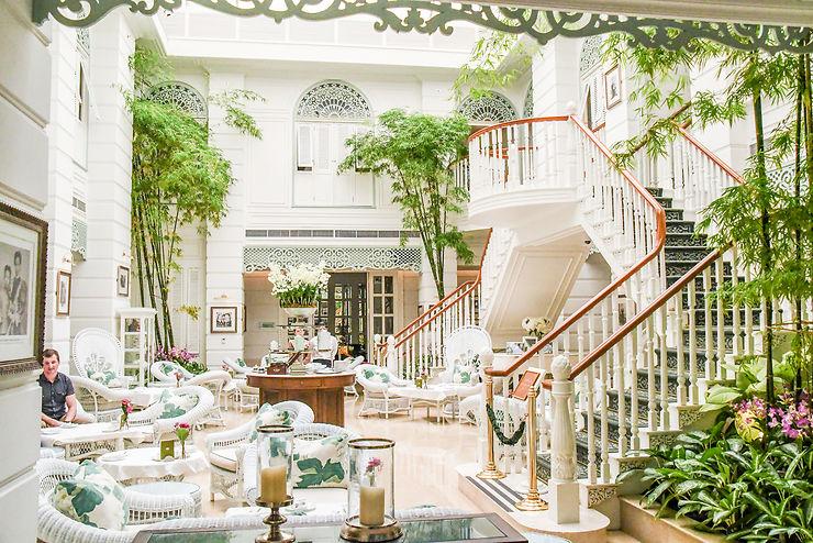 Bangkok – Oriental Hotel