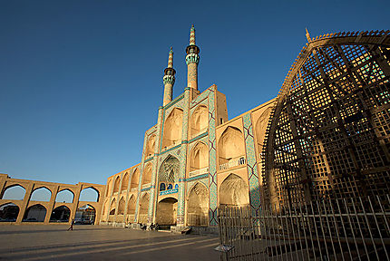 Mosquée Amir Chaghmagh
