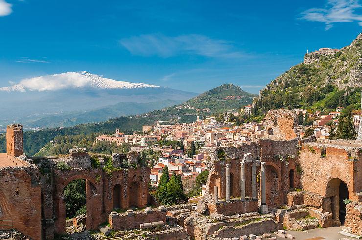 Le tour de Sicile par la côte : routes S 113-114-115