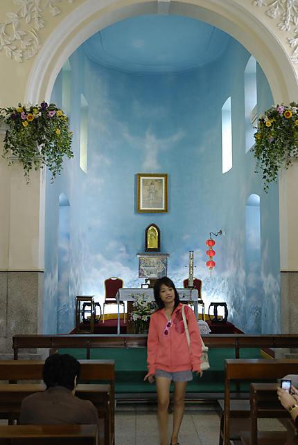 Eglise à Coloane