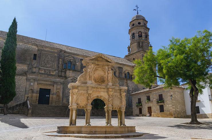 Baeza - Andalousie