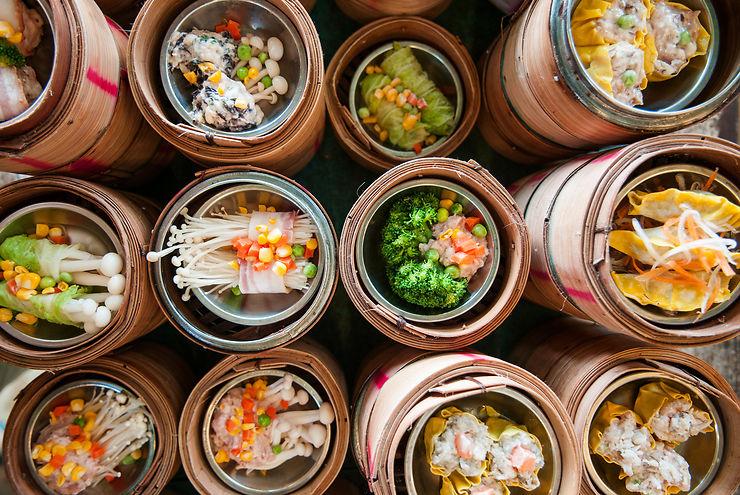 Street food à Canton