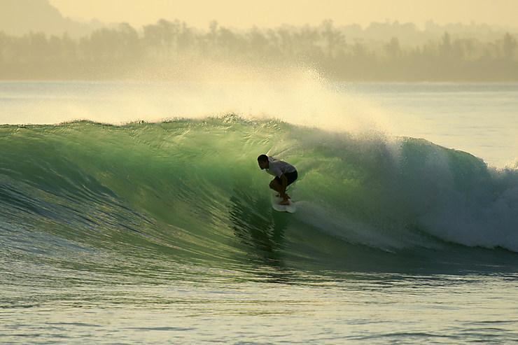 Lance's Right, Mentawai (Indonésie)