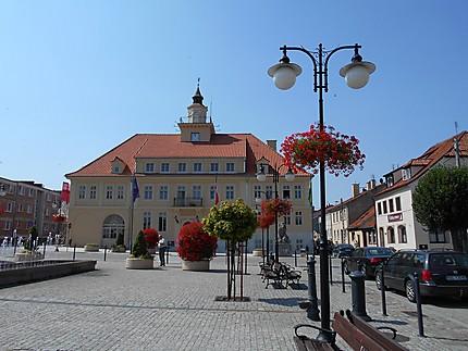 Mairie d'Olsztynek