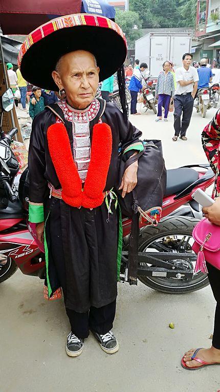 Marché de Bao Lac