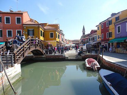 Venise et ses îlots