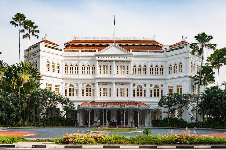 Singapour – Raffles Hotel