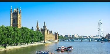 Week-end de rêve à Londres jusqu