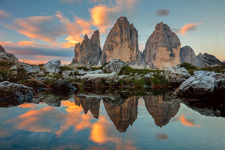 Grande Route des Dolomites : au pied des Alpes (Trentin-Haut Adige)