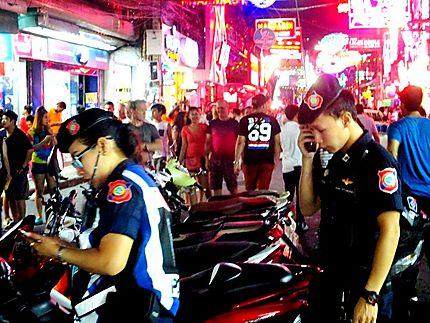 Pattaya la nuit