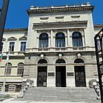 Entrée du musée archéologique