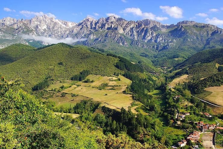 Los Picos de Europa - Cantabrie, Asturies et Léon