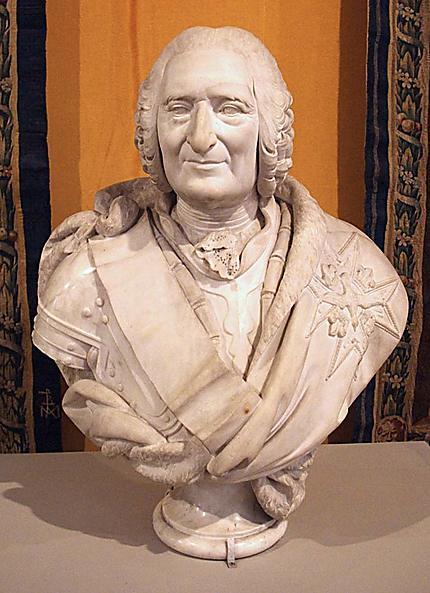 Buste de Gaspard de Clermont-Tonnerre