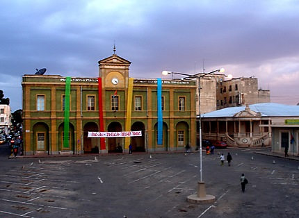 Asmara Piazza Roma