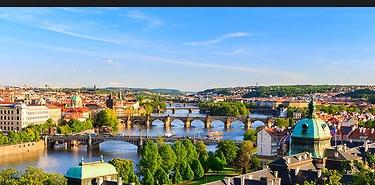 Week-end de rêve à Prague jusqu