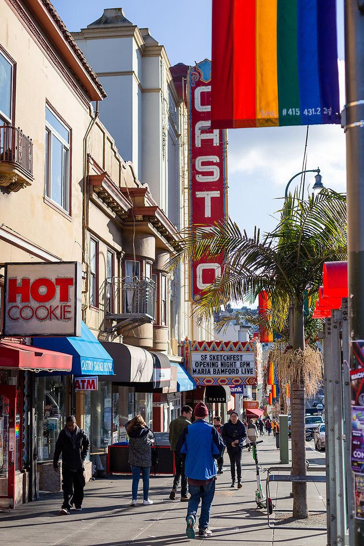 Castro, le paradis gay
