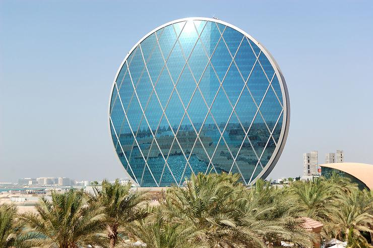 Aldar Headquarters Building - Abou Dhabi, Émirats Arabes Unis