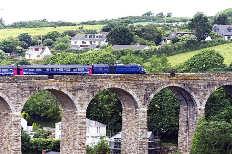 Voyage - Visiter la Grande-Bretagne en train avec le Brit Rail Pass