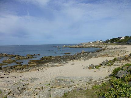 Côte Sud du Croisic