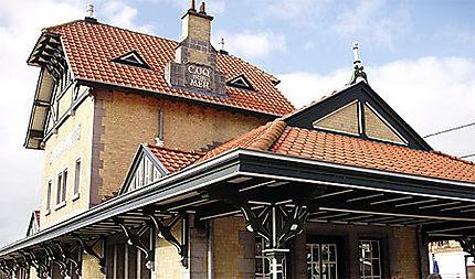 Station de tram