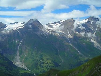 Vallée du Tyrol au Großglockner