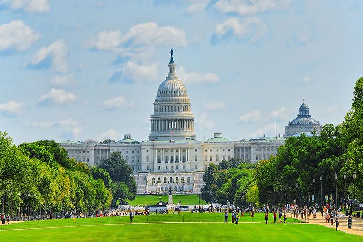 Washington, à l'ombre du Capitole