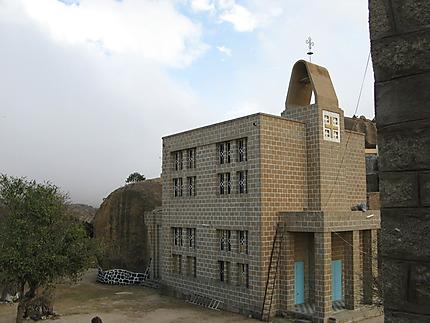 Monastère de Debré Sina
