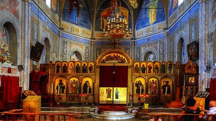 Eglise grecque à Cargèse