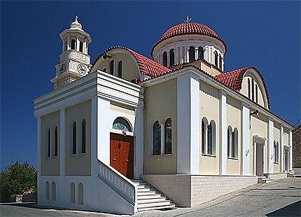 L'église de Kournas