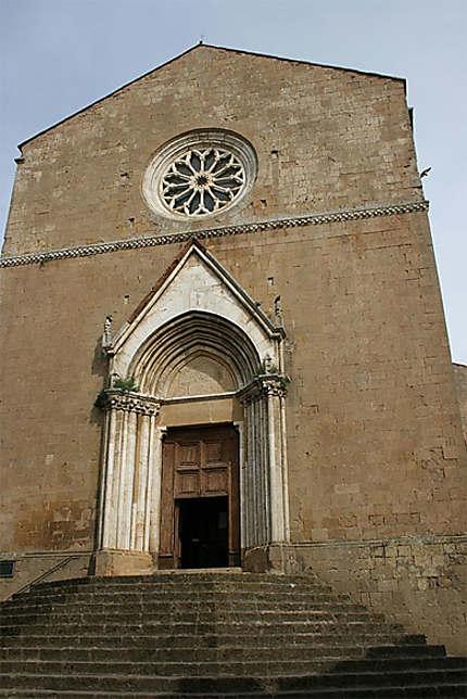 Eglise de Montichiello