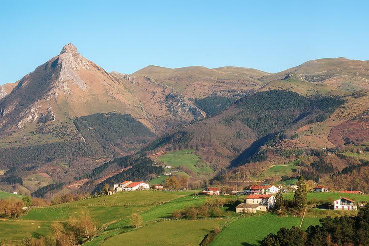 Segura, village adorable du Pays basque