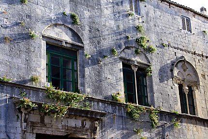 Il palazzo Lanzaa