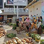 Marché à Labuan Bajo