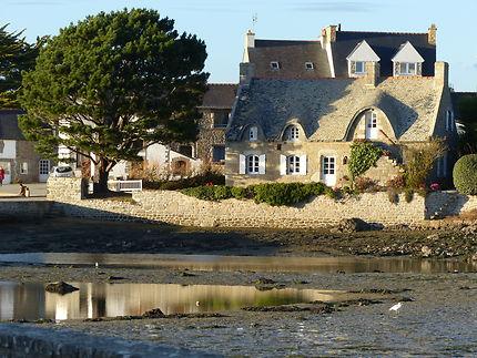 Une maison bien élégante à Saint-Cado, Morbihan
