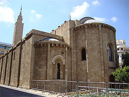 Mosquée Al-Omari