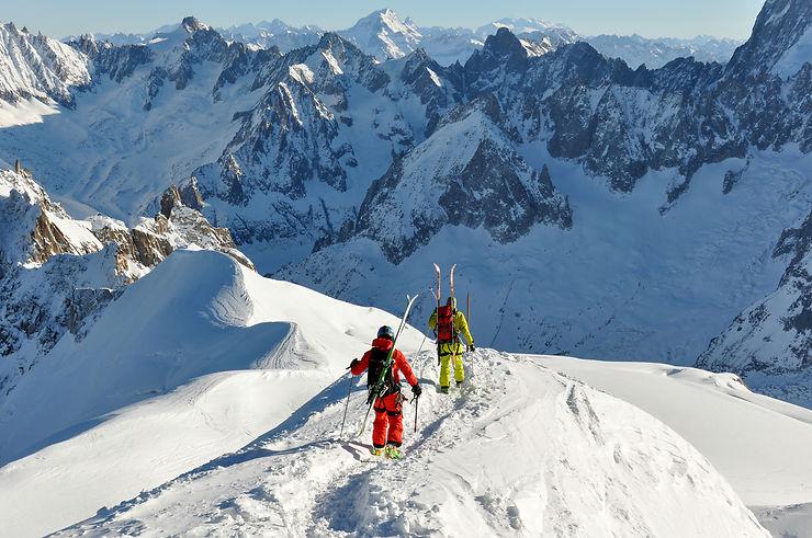 Où partir au ski et aux sports d'hiver ?