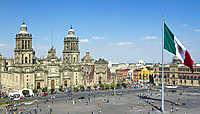 Mexico, la ville XXL