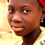 Jeune beauté Africaine