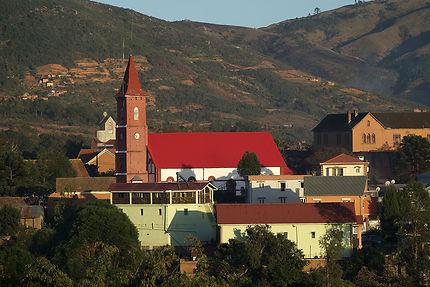 Une église d'Ambositra