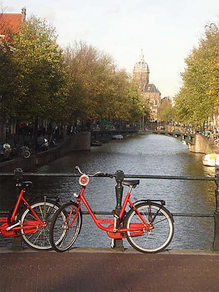 As easy as Amesterdam