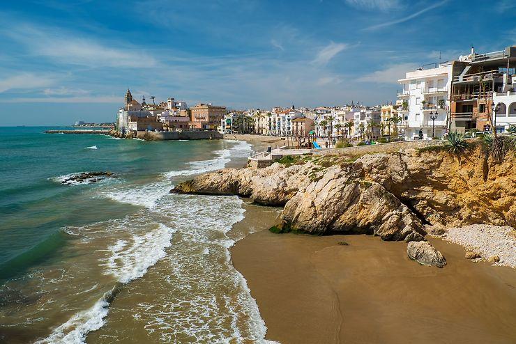 Sitges, un air d'Amérique en Catalogne